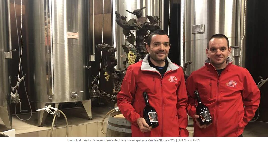 Saint-Etienne-du-Bois. Leurs bouteilles partent pour un tour du monde